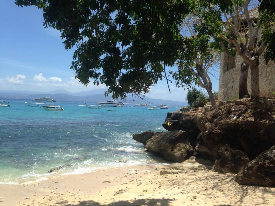 radiant being retreat in Nusa Lembongan